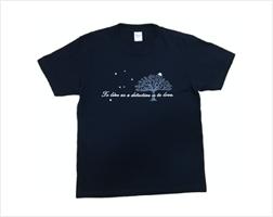 軽井沢 ● 森の夜想Tシャツ